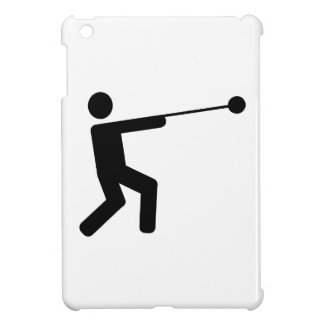 Hammer throw iPad mini cases