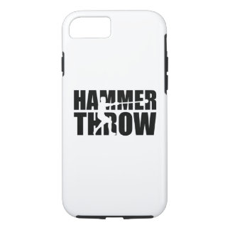 Hammer throw iPhone 8/7 case