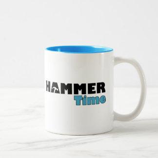 Hammer Time Two-Tone Coffee Mug