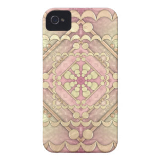 Hammered Gold & Glass iPhone 4 Case-Mate Cases