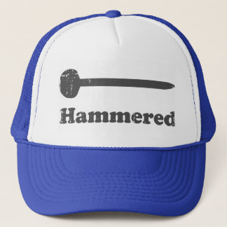 Hammered Trucker Hat