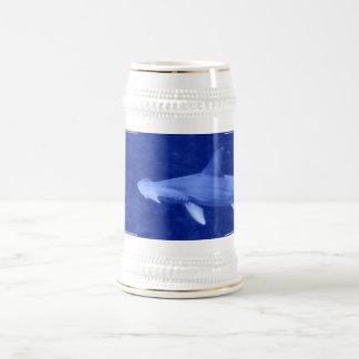 Hammerhead Shark Beer Stein