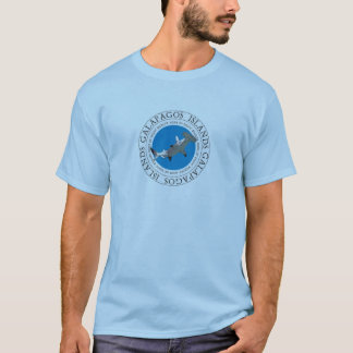 Hammerhead Shark Galapagos Islands No.2 T-Shirt