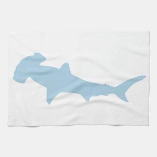 Hammerhead Shark Kitchen Towel