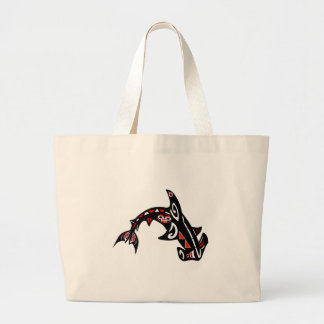 HAMMERHEAD SHARK LARGE TOTE BAG