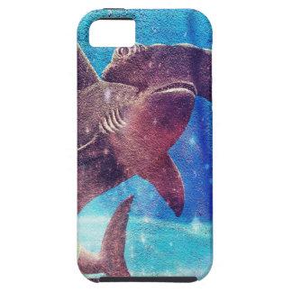 Hammerhead Shark Painting iPhone 5 Case