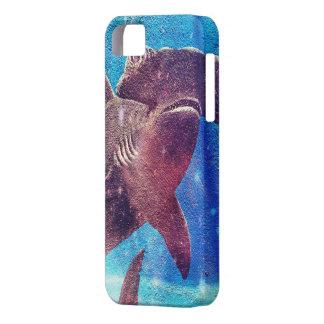 Hammerhead Shark Painting iPhone 5 Covers