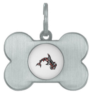 HAMMERHEAD SHARK PET ID TAGS