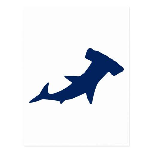 Hammerhead Shark Post Cards