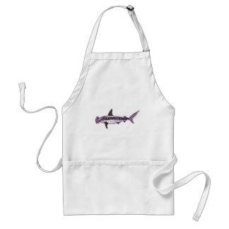 Hammerhead Shark Standard Apron