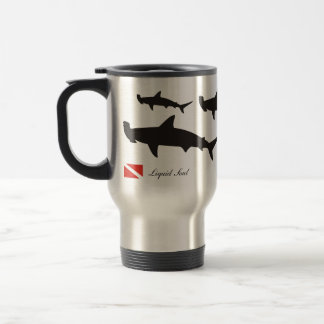 Hammerhead Shark - Travel Mug