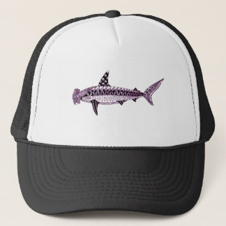 Hammerhead Shark Trucker Hat