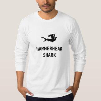 Hammerhead shark tshirt