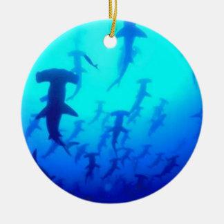Hammerhead Sharks Ornament