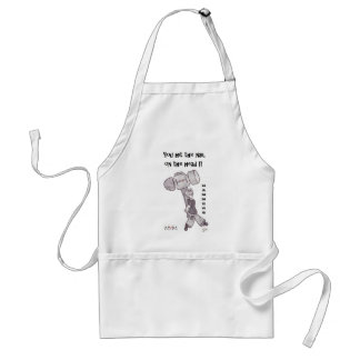 hammers - You hit the nail on the head Standard Apron