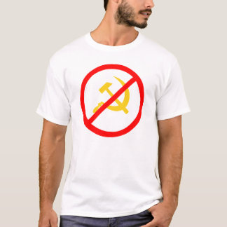 hammersickle, no symbol T-Shirt
