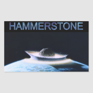Hammerstone Band Sticker