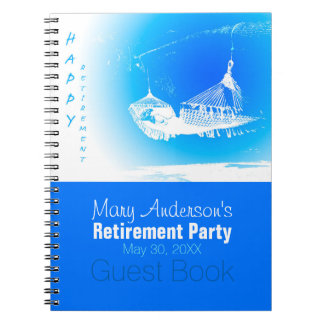 Hammock Happy Retirement Party 02 Guest Book