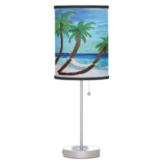 Hammock Palms accent table lamp