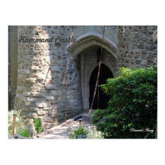 Hammond Castle Postcard