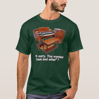 Hammond Organ and Leslie Tee
