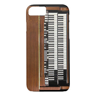 Hammond Organ iPhone 7 case