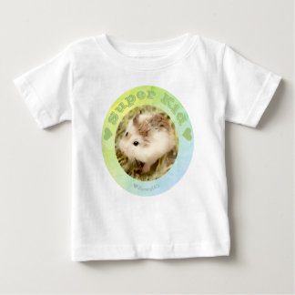 HammyVille - Cute Brown White Hamster - Super Kids Baby T-Shirt