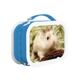 Hammyville - Cute Hamster Lunch Box