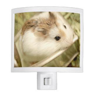 Hammyville - Cute Hamster Nite Lite