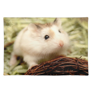 Hammyville - Cute Hamster Placemat