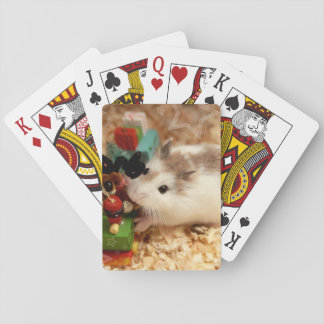 Hammyville - Cute Hamster Playing Cards