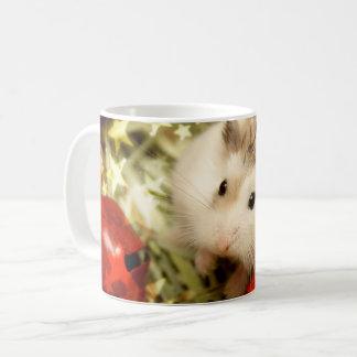 Hammyville - Hamster Holiday Coffee Mug