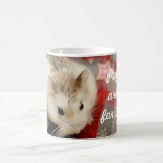 Hammyville - Hamster Pajamas Coffee Mug