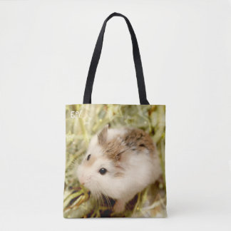 Hammyville - Hamster's Meadow Tote Bag