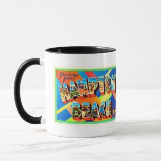 Hampton Beach #2 New Hampshire NH Travel Souvenir Mug