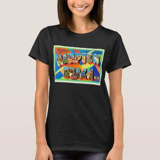 Hampton Beach #2 New Hampshire NH Travel Souvenir T-Shirt