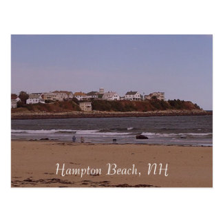Hampton Beach, NH Postcard
