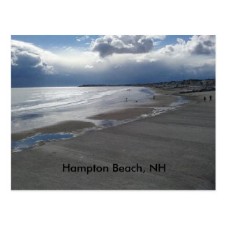 Hampton Beach Postcard