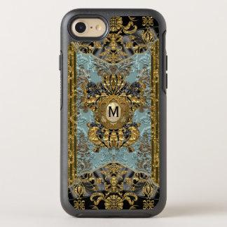 Hampton Bond Victorian Girly Monogram OtterBox Symmetry iPhone 7 Case