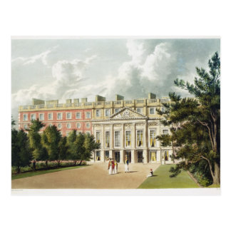 Hampton Court Palace, from 'The History of the Roy Postcard