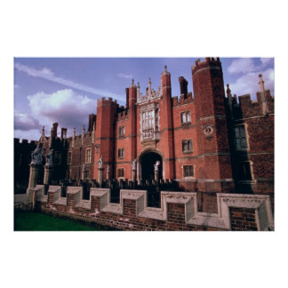 Hampton Court Palace Poster
