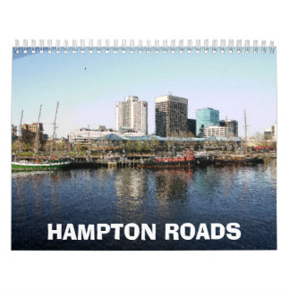 HAMPTON ROADS WALL CALENDARS