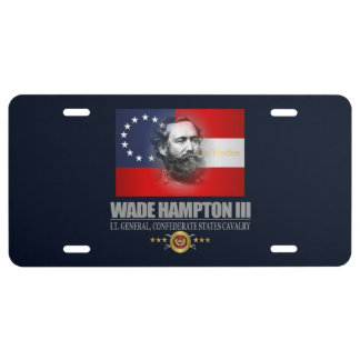 Hampton (Southern Patriot) License Plate