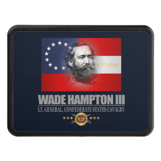 Hampton (Southern Patriot) Trailer Hitch Covers