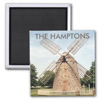Hamptons Windmill magnet