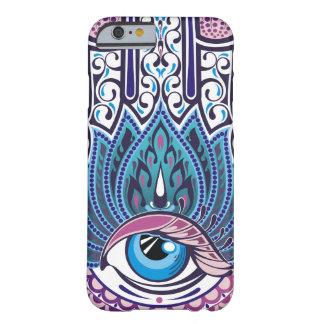 Hamsa Fatima Hand iPhon 6 Case