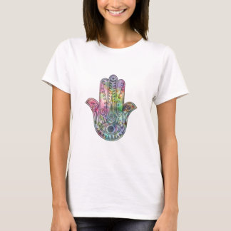 HAMSA Hand of Fatima symbol T-Shirt