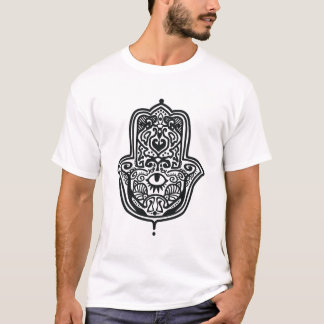 Hamsa - Hand of Fatima T-Shirt
