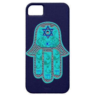 Hamsa iphone 5 barely case