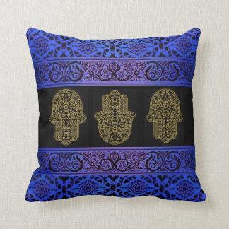 Hamsa*lace*pillow Throw Pillow